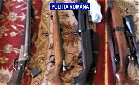 Armă cu lunetă, de 10.000 de dolari, descoperită în mașina unei femei din Mehedinți. Ce planuri avea