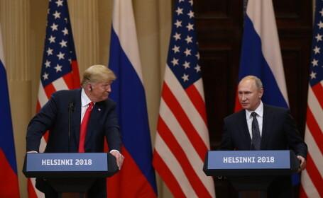 Trump avertizează Siria, Rusia şi Iranul asupra unei \