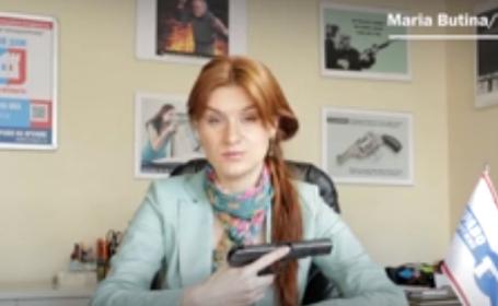 Tânără arestată la Washington ca agent al Rusiei. Ce acuzații i se aduc