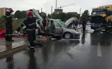 Accident Iasi