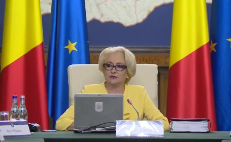 Ce scrie presa din Muntenegru despre gafa premierului Viorica Dăncilă