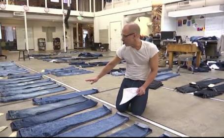 Tehnologia care revoluționează modul în care sunt produși blugii