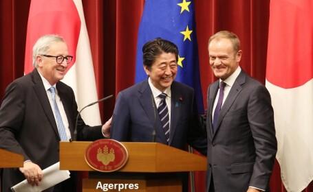 Acord UE-Japonia - AFP/Getty