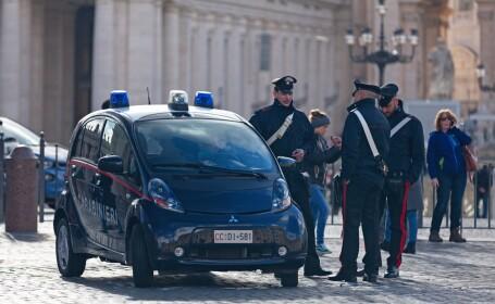 politisti in ROma