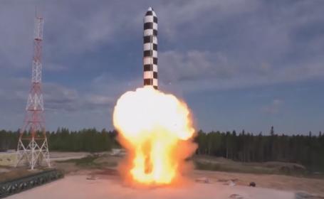 Creştere a radioactivităţii pentru scurt timp. Anunțul făcut de autoritățile din Rusia