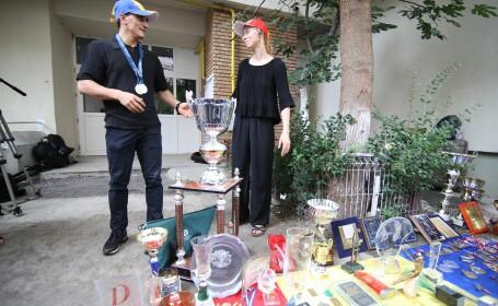 Marian Drăgulescu şi-a scos medaliile pe trotuar. De ce protestează sportivul