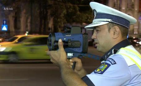 politie, radare nesemnalizate, proiect, lege.
