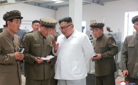 Kim Jong-un, scrisoare pentru președintele sud-coreean despre detensionarea din peninsulă