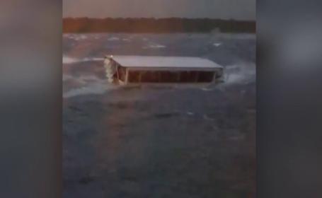 vaporas, Missouri, scufundat, victime, bilant, veste de salvare,