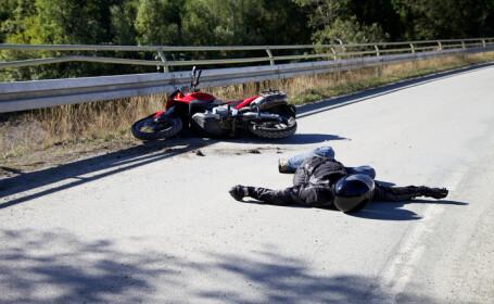 Accident mortal pe Transalpina. Un motociclist și-a pierdut viața