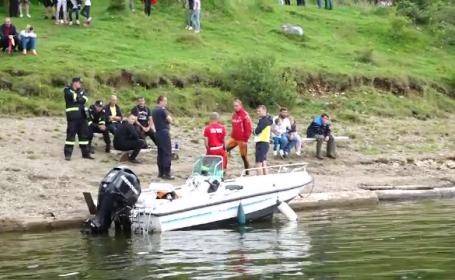 Directorul APIA a dispărut într-un lac cu adâncimea de 90 de metri