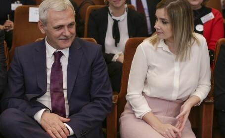 Liviu Dragnea si Irina Tanase