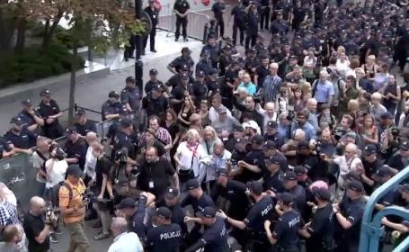 polonia proteste