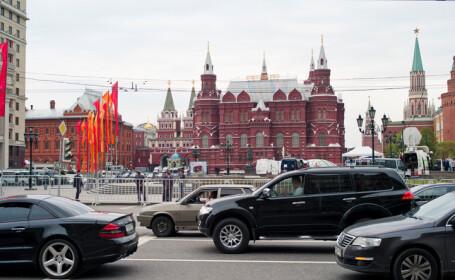 Kremlinul va putea rechiziţiona toate maşinile ruşilor în caz de război
