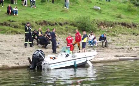Directorul Apia Cluj, dispărut în lacul Beliș, căutat în continuare. Vor interveni scafandrii MApN