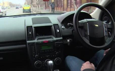 volan dreapta