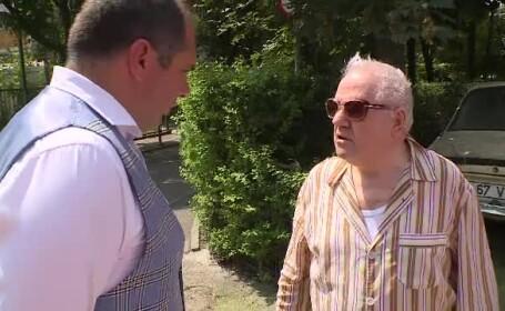 """Reacția unui bărbat după ce primăria a venit să-i ridice rabla. """"O să stau în mașină"""""""