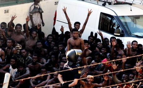 migranti ceuta
