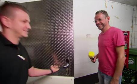 În plin val de căldură, nemții fac bani cu o cameră frigorifică. Cât costă 10 minute la răcoare