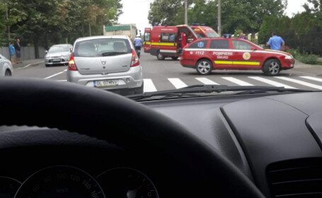accident jandarm