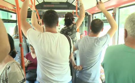 Primăria Capitalei vrea să acorde elevilor gratuitate la transportul în comun