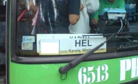 Catolicii polonezi cer interzicerea unei linii de autobuz. Ce număr are