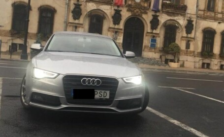 Ce scrie presa internațională despre șoferul din România cu numere anti-PSD