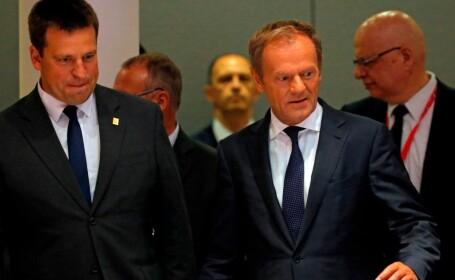 lideri UE, Bruxelles, summit