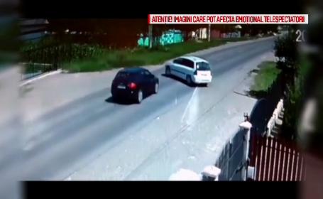Imagini de coșmar surprinse pe o șosea din Neamț. Tragedie, în urma unei coliziuni violente