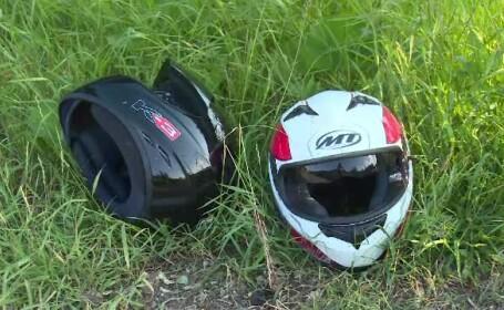 Un motociclist a murit într-un accident în Pasajul Unirii din București