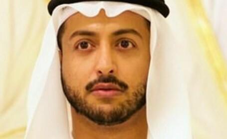 Fiul unui emir din Emiratele Arabe Unite a murit în timpul unei orgii cu droguri