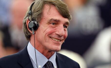 Socialistul italian David Sassoli este noul preşedinte al Parlamentului European