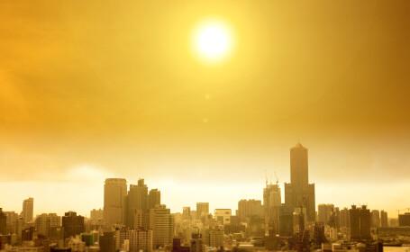 Iunie 2019, cea mai călduroasă lună iunie înregistrată vreodată pe planetă