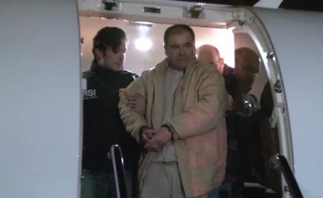 Guvernul SUA vrea confiscarea averii lui El Chapo. Luxul în care trăia traficantul în \'90
