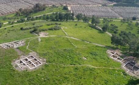 Oraș biblic, descoperit de arheologi în Israel