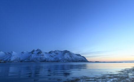 Radiaţii de 100.000 ori peste nivelul admis în Marea Norvegiei. Ce s-ar fi scufundat aici