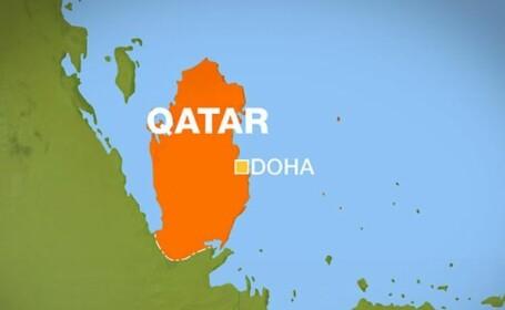 Două avioane militare s-au ciocnit în zbor deasupra Qatarului