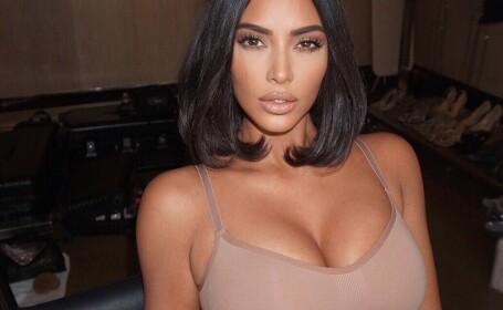 Kim Kardashian, în cea mai sexy ținută de până acum - 14