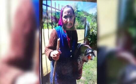 O bătrână din Vaslui a dispărut fără urmă de două zile. Căutările decurg greu