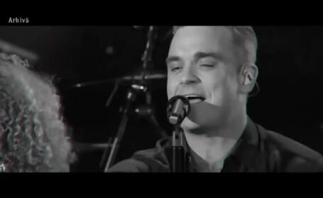 Robbie Williams va concerta în ultima zi de Untold. Martin Garrix va mixa în aceeași zi