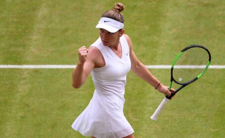 Ce a scris L\'Équipe despre primul set câştigat de Simona Halep cu Elina Svitolina
