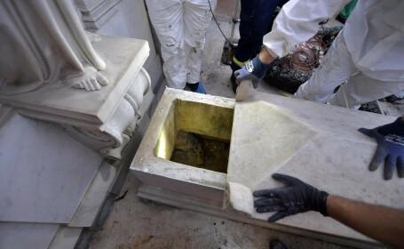 Vaticanul a deschis două morminte - 8