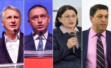 Candidat PSD la alegerile prezidentiale