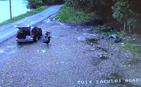 """""""Colțul rușinii"""", pe Facebook. Cum sunt taxați localnicii care aruncă gunoiul pe străzi"""