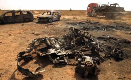 Cel puţin 4 morţi și zeci de răniți într-un atentat cu maşina-capcană în estul Libiei