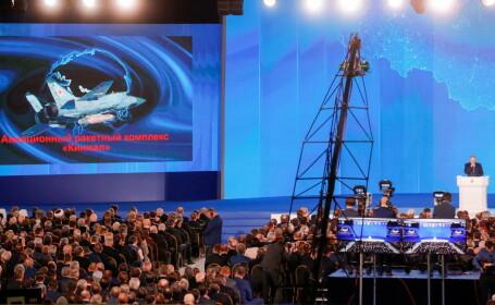 prezentare racheta Kinjal