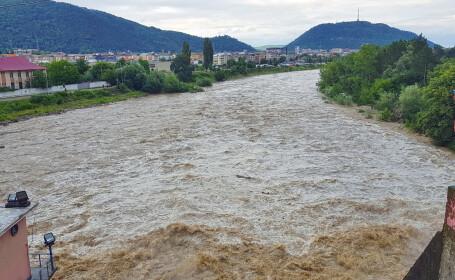 Inundatii in Romania
