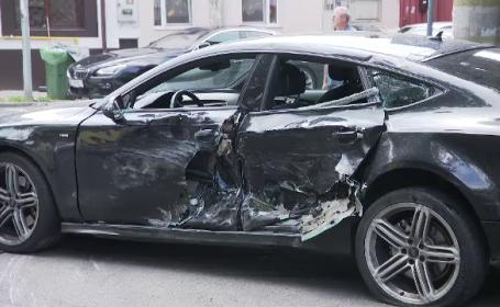 Ministrul Transporturilor, rănit într-un accident rutier
