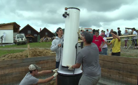 telescop tasuleasa social
