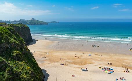 Un bărbat a murit în timp ce stătea la plajă. Turiștii au văzut tot ce s-a întâmplat